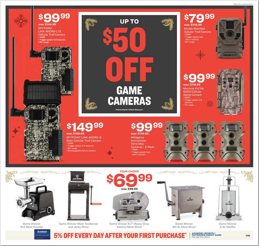 Academy Sports + Outdoors Black Friday 2020 Page 11