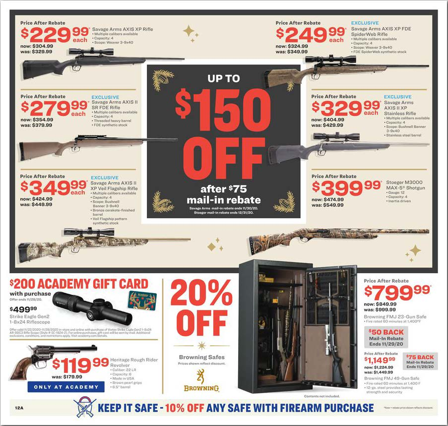 Academy Sports + Outdoors Black Friday 2020 Page 12