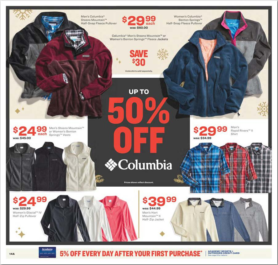 Academy Sports + Outdoors Black Friday 2020 Page 14
