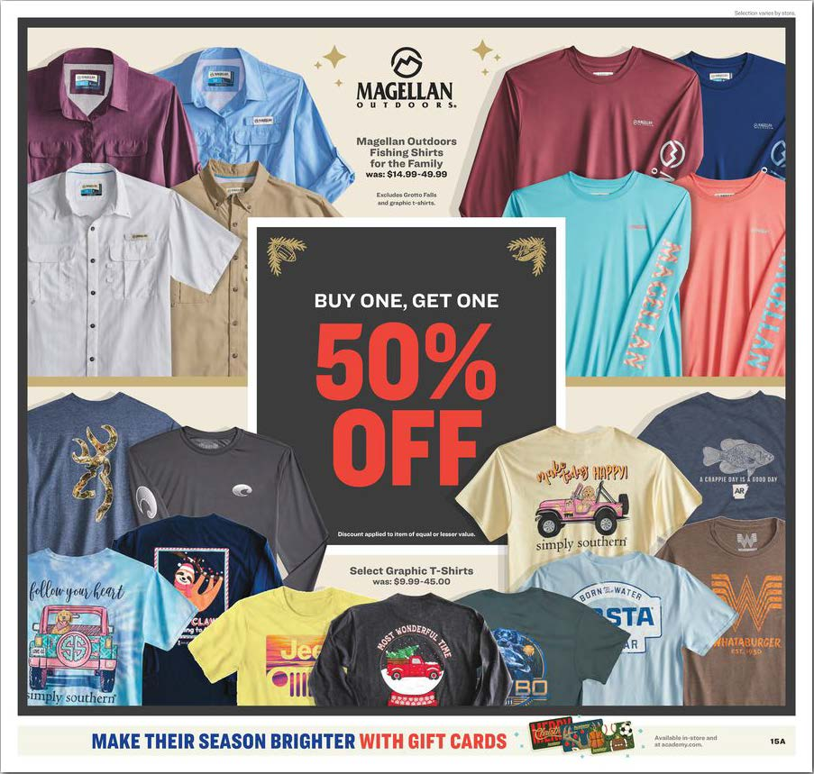 Academy Sports + Outdoors Black Friday 2020 Page 15
