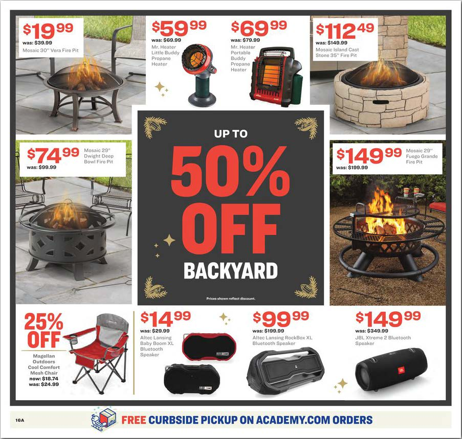 Academy Sports + Outdoors Black Friday 2020 Page 16
