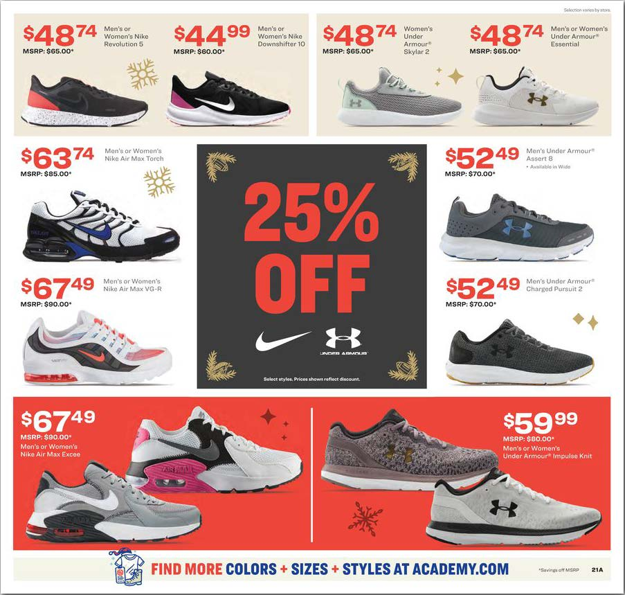 Academy Sports + Outdoors Black Friday 2020 Page 21