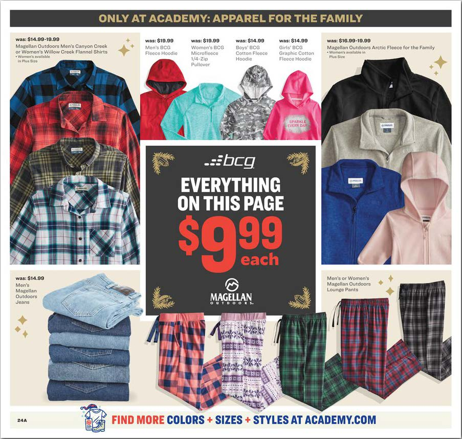 Academy Sports + Outdoors Black Friday 2020 Page 24