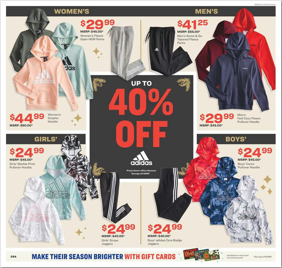 Academy Sports + Outdoors Black Friday 2020 Page 26