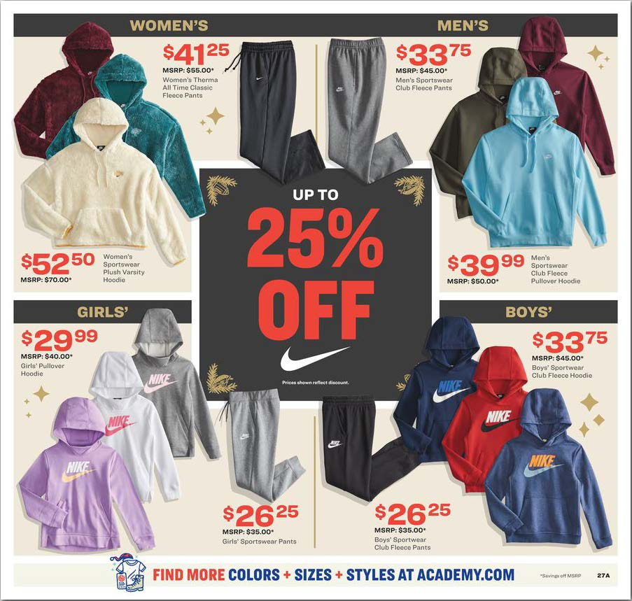 Academy Sports + Outdoors Black Friday 2020 Page 27
