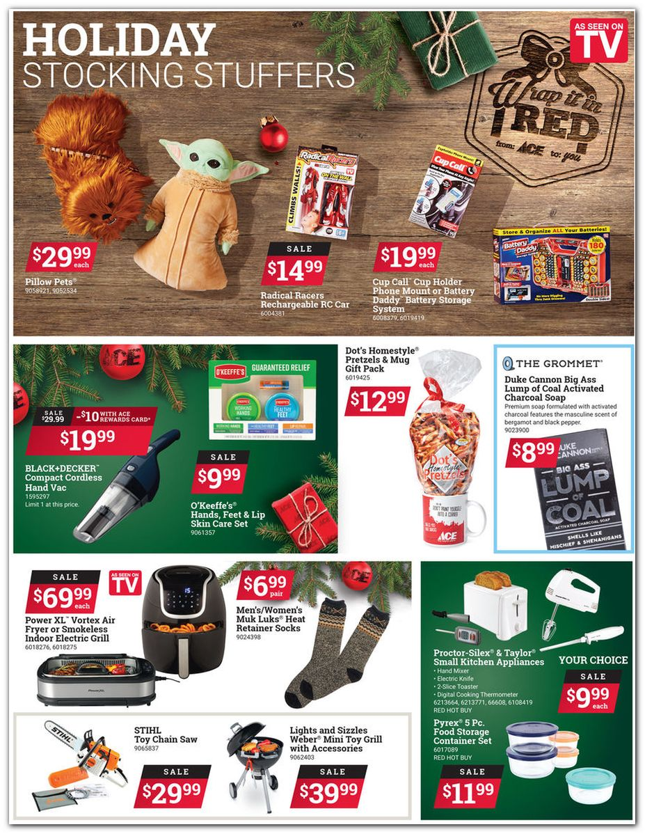 Ace Hardware Black Friday 2020 Page 6