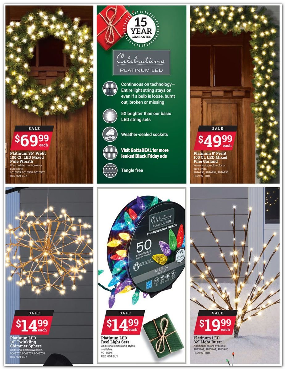 Ace Hardware Black Friday 2020 Page 7