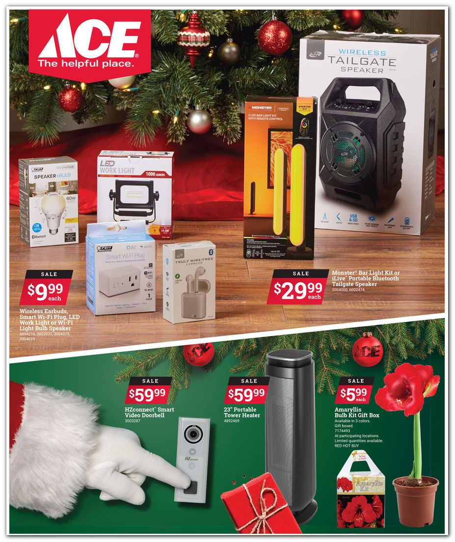 Ace Hardware Black Friday 2020 Page 11