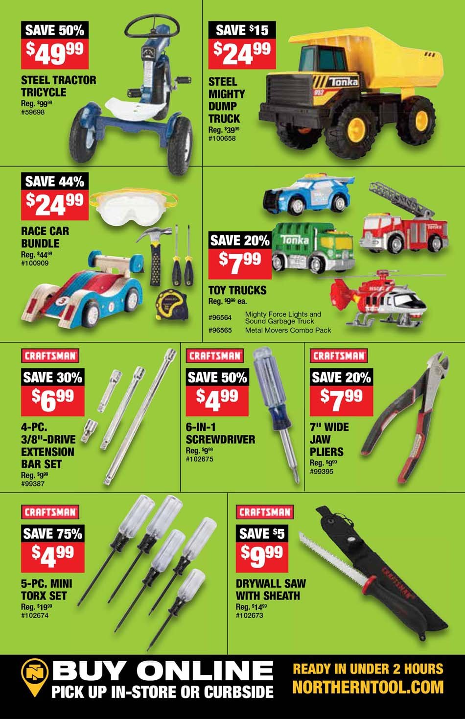 Northern Tool Black Friday 2020 Page 4