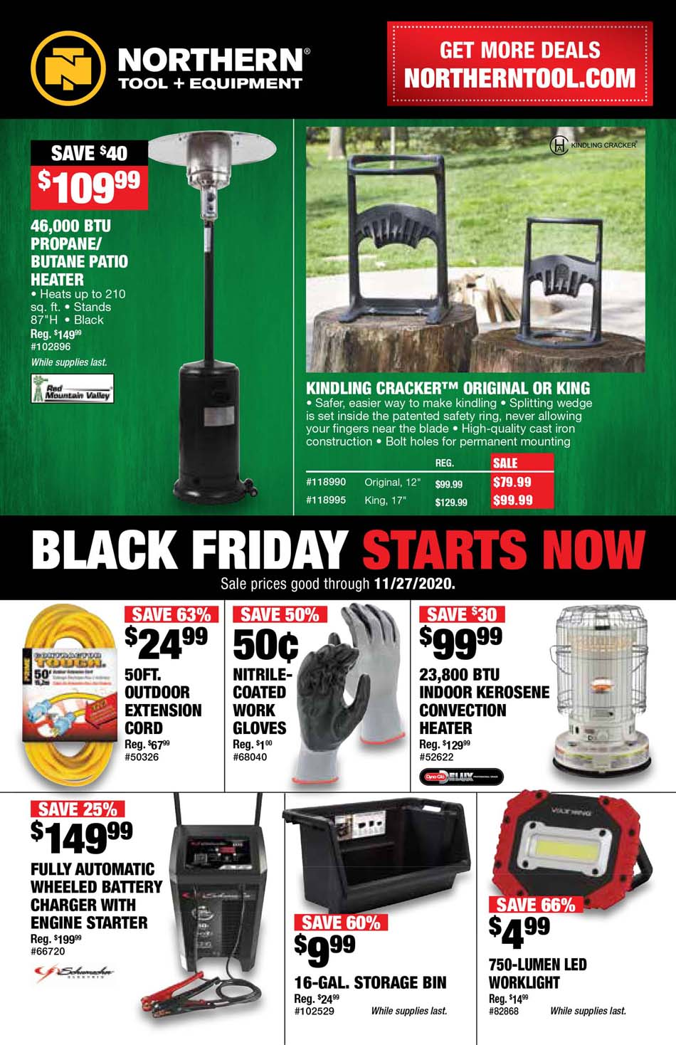 Northern Tool Black Friday 2020 Page 5