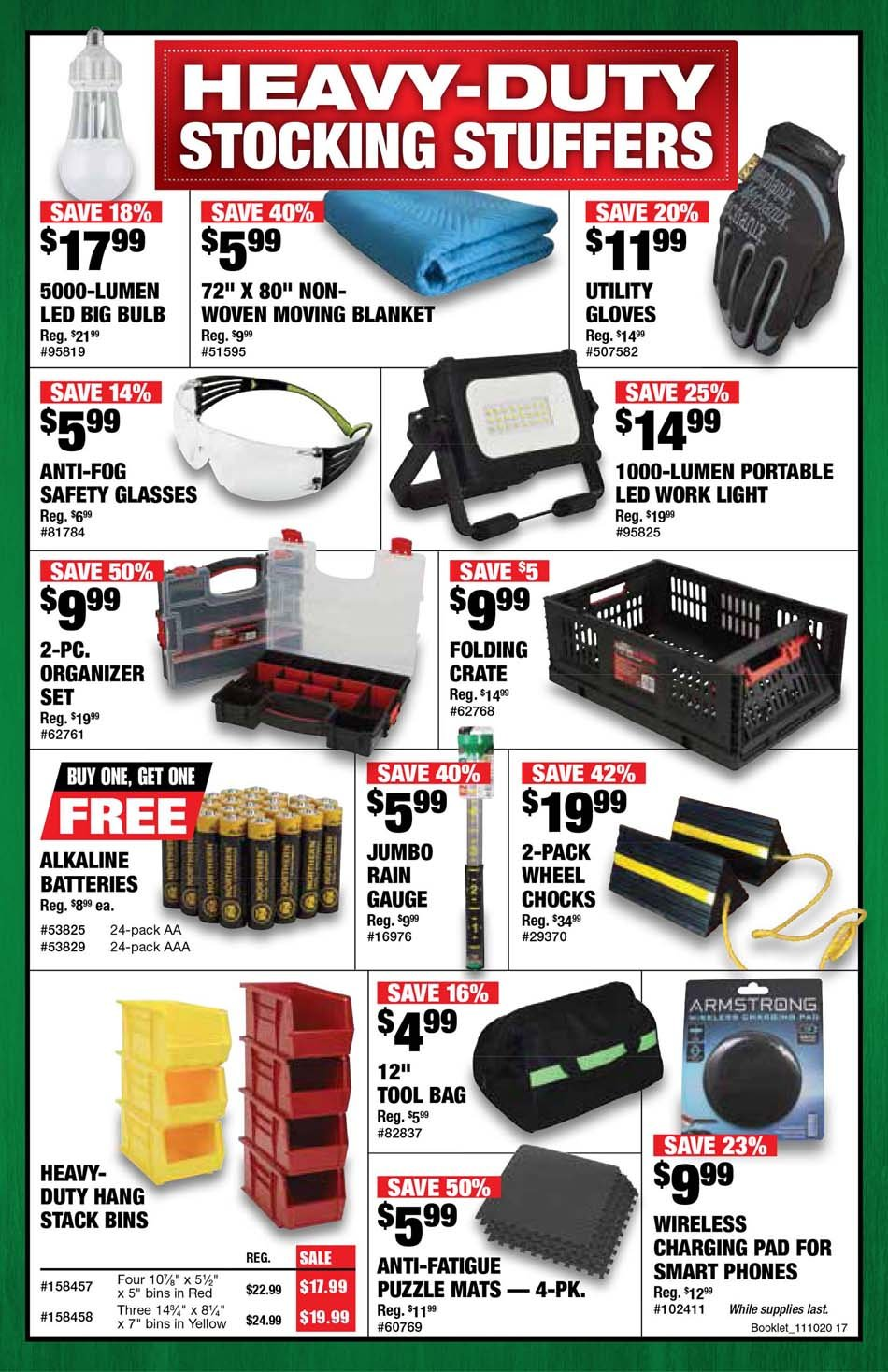 Northern Tool Black Friday 2020 Page 9