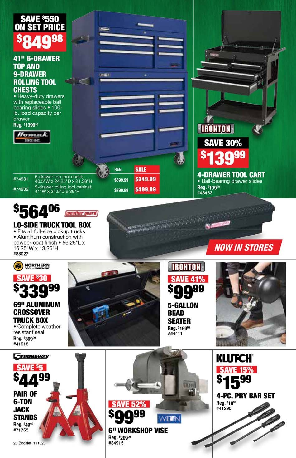 Northern Tool Black Friday 2020 Page 12