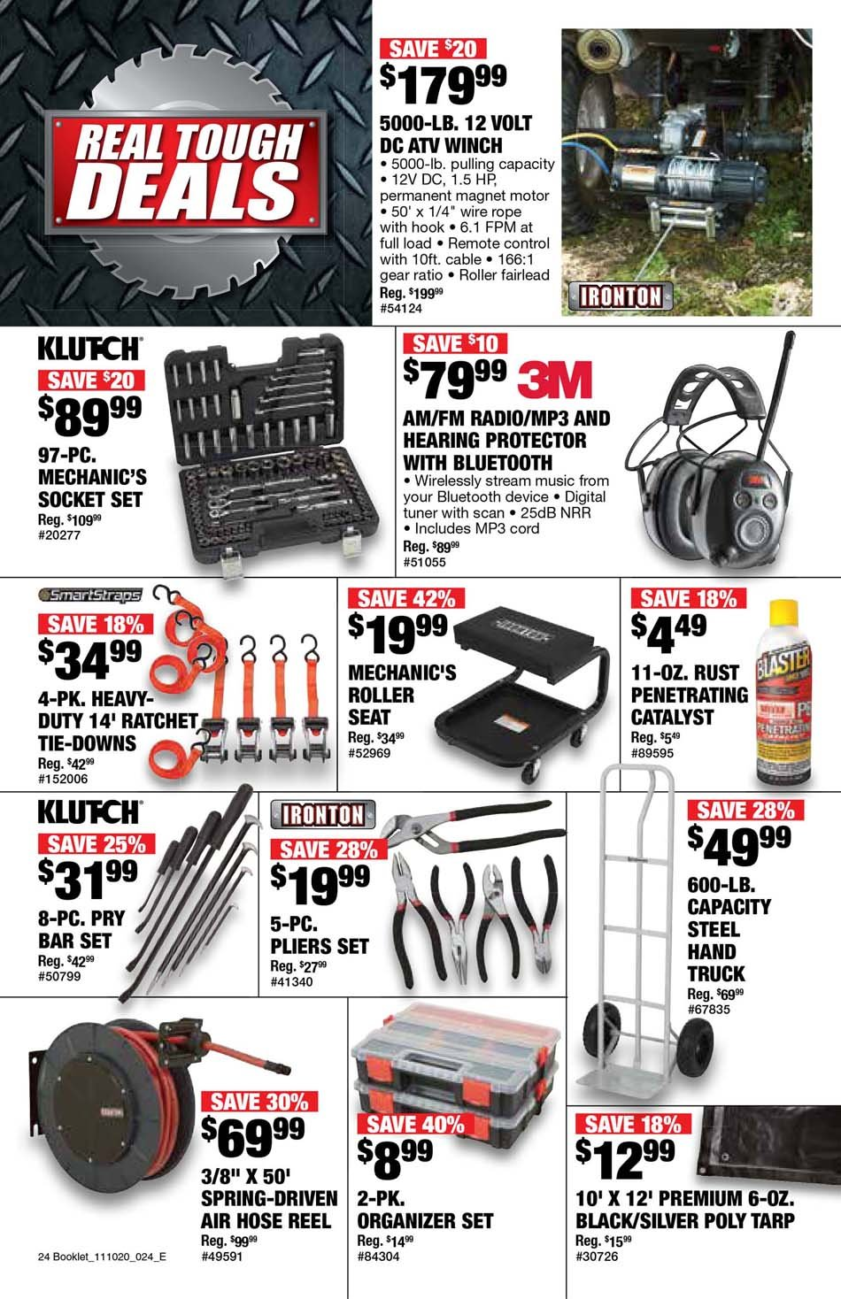 Northern Tool Black Friday 2020 Page 16