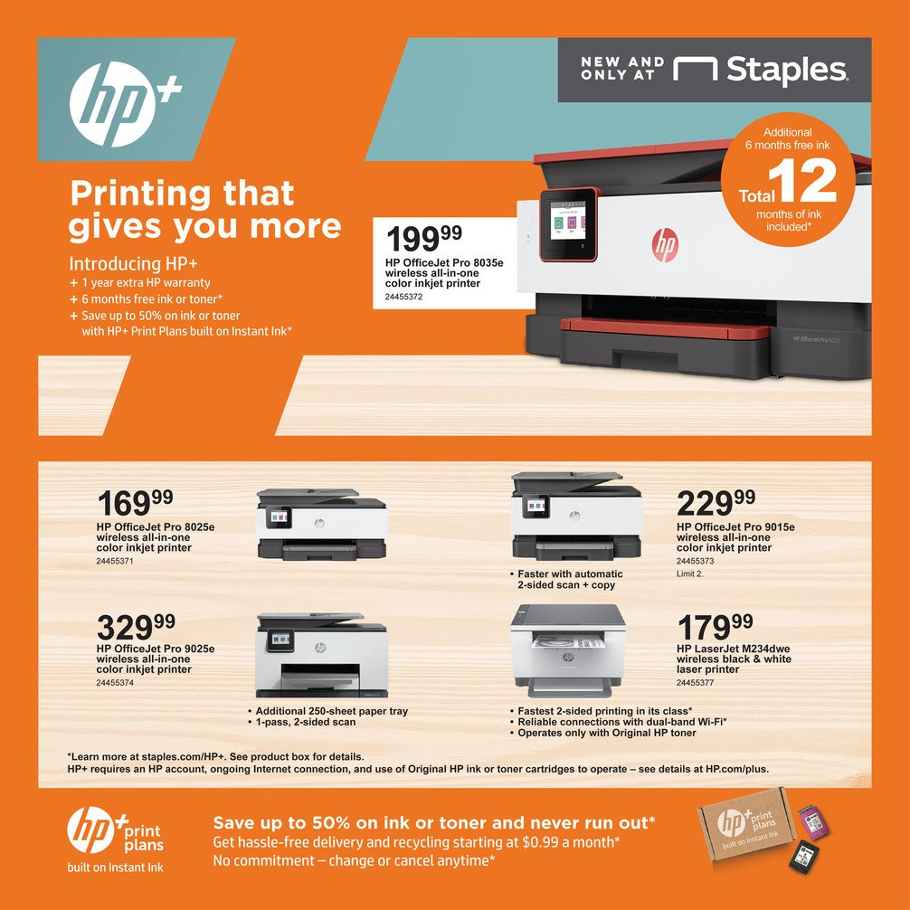 Staples Black Friday 2020 Page 4