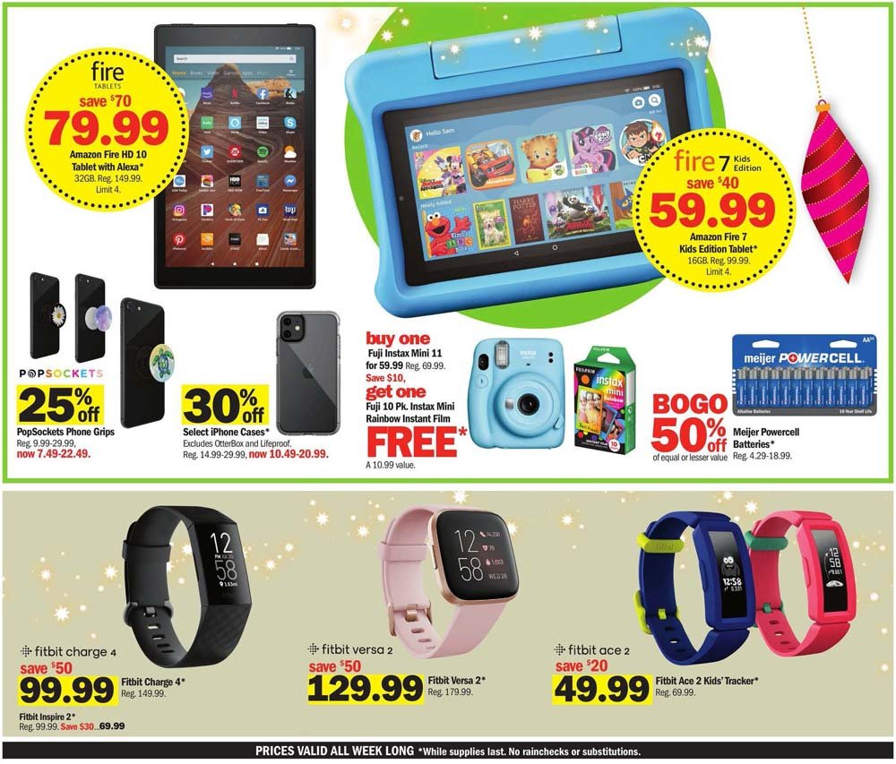 Meijer Black Friday 2020 Page 6
