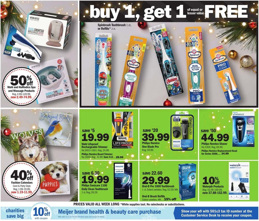 Meijer Black Friday 2020 Page 18