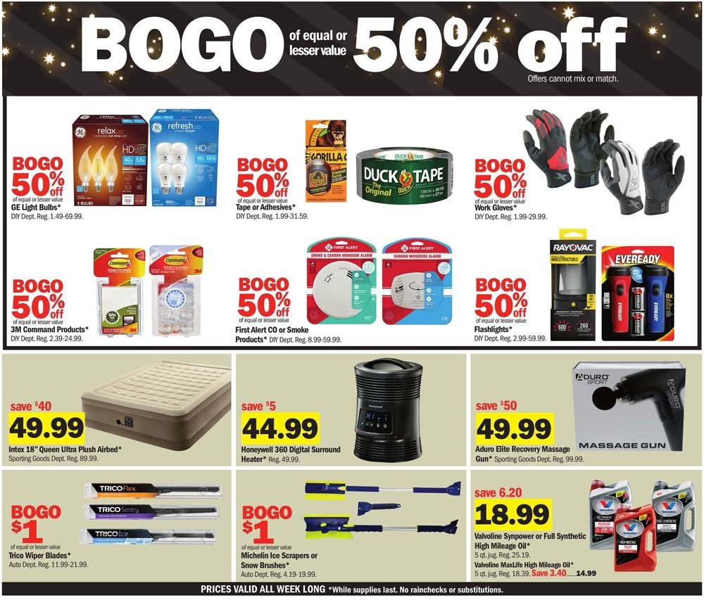 Meijer Black Friday 2020 Page 20