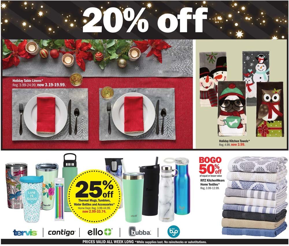 Meijer Black Friday 2020 Page 23