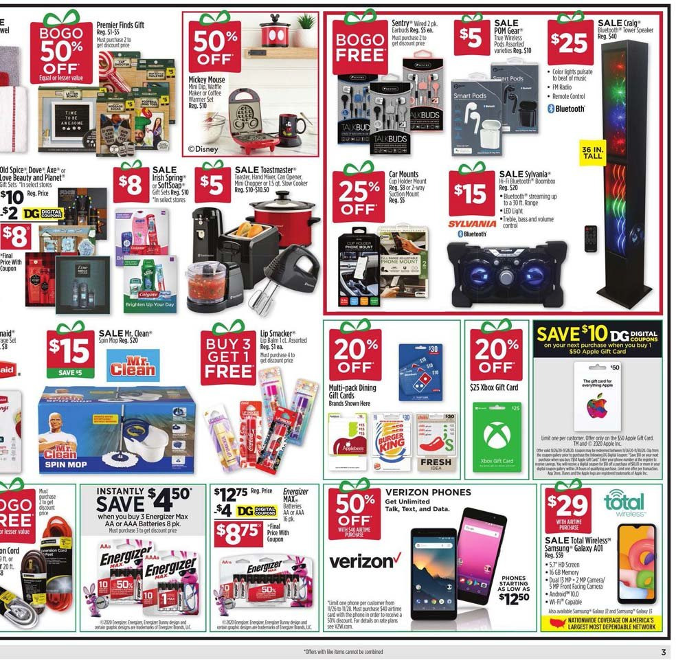 Dollar General Black Friday 2020 Page 3