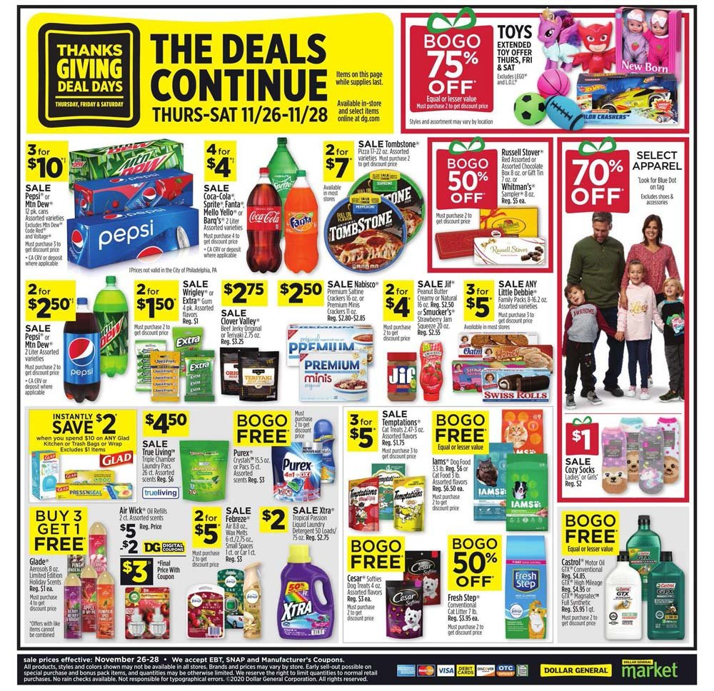 Dollar General Black Friday 2020 Page 4