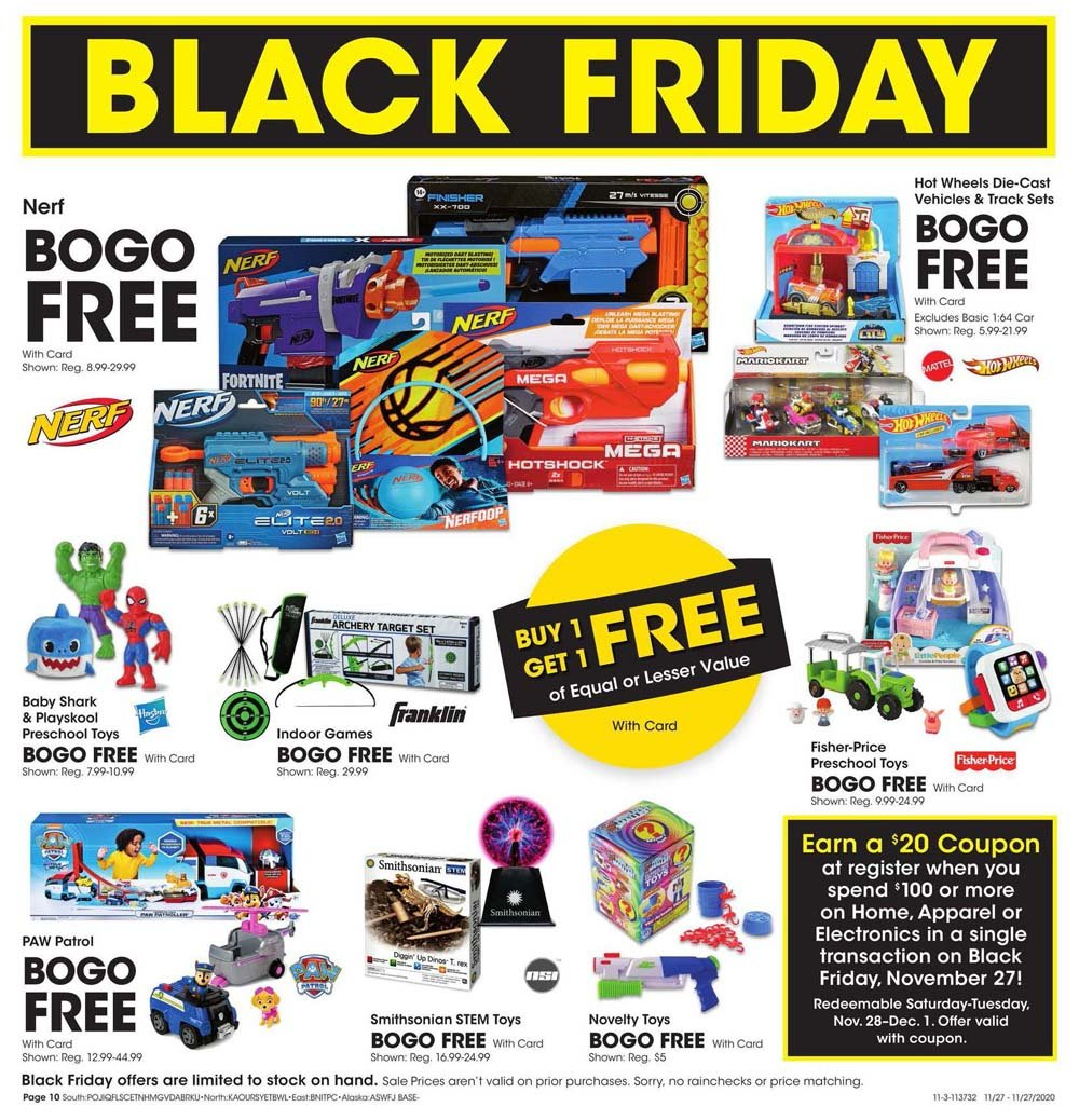 Fred Meyer Black Friday 2020 Page 10