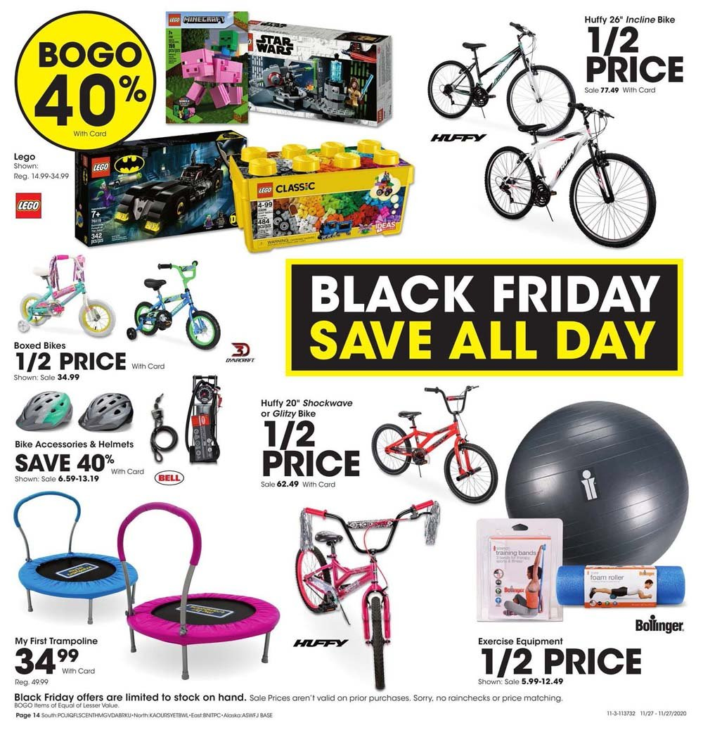 Fred Meyer Black Friday 2020 Page 14