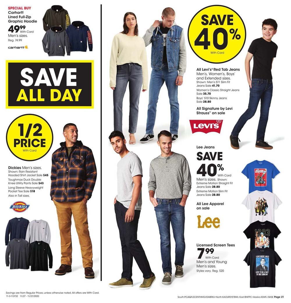Fred Meyer Black Friday 2020 Page 21