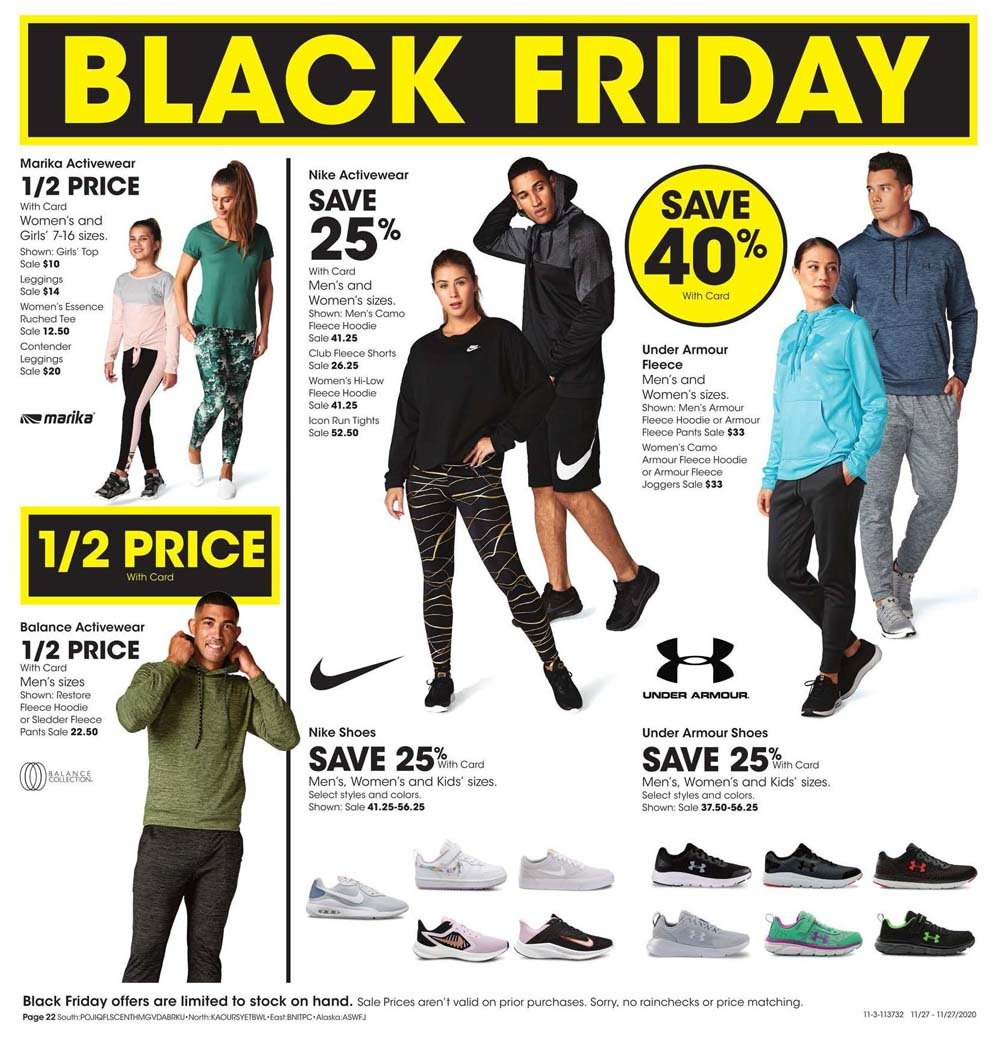 Fred Meyer Black Friday 2020 Page 22