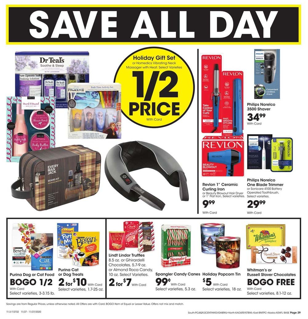 Fred Meyer Black Friday 2020 Page 29