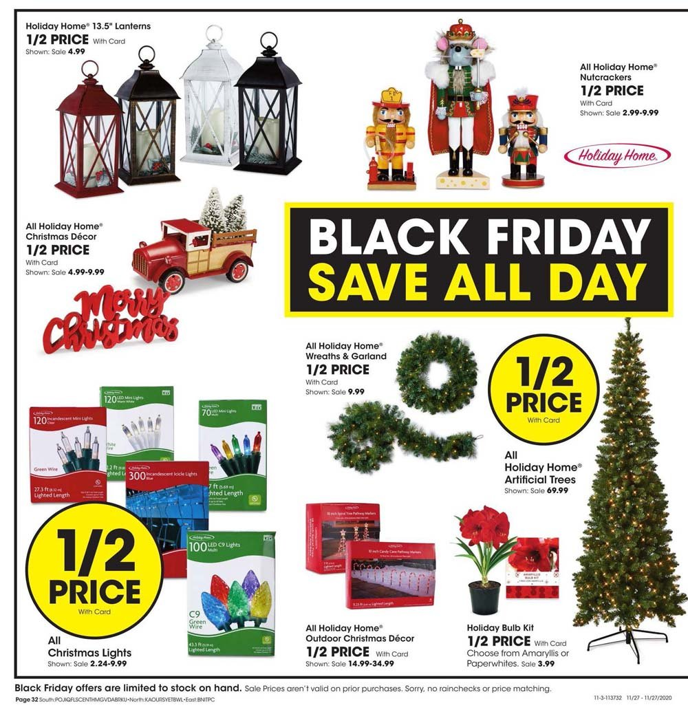Fred Meyer Black Friday 2020 Page 32