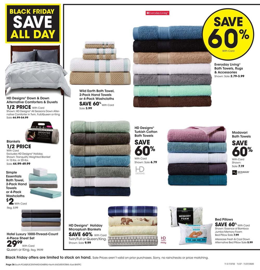 Fred Meyer Black Friday 2020 Page 36