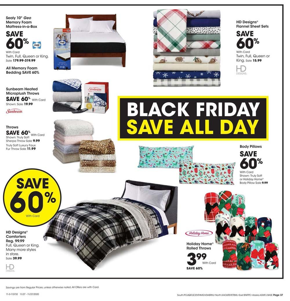 Fred Meyer Black Friday 2020 Page 37