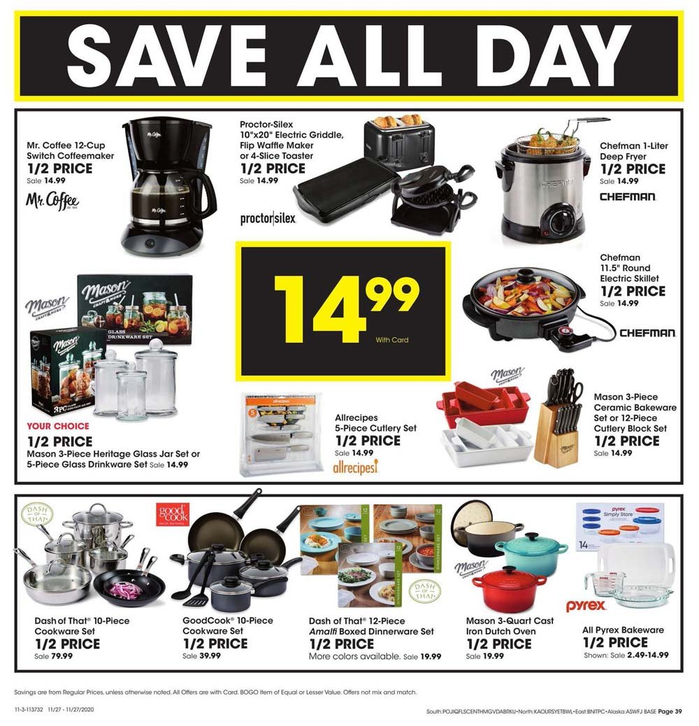 Fred Meyer Black Friday 2020 Page 39