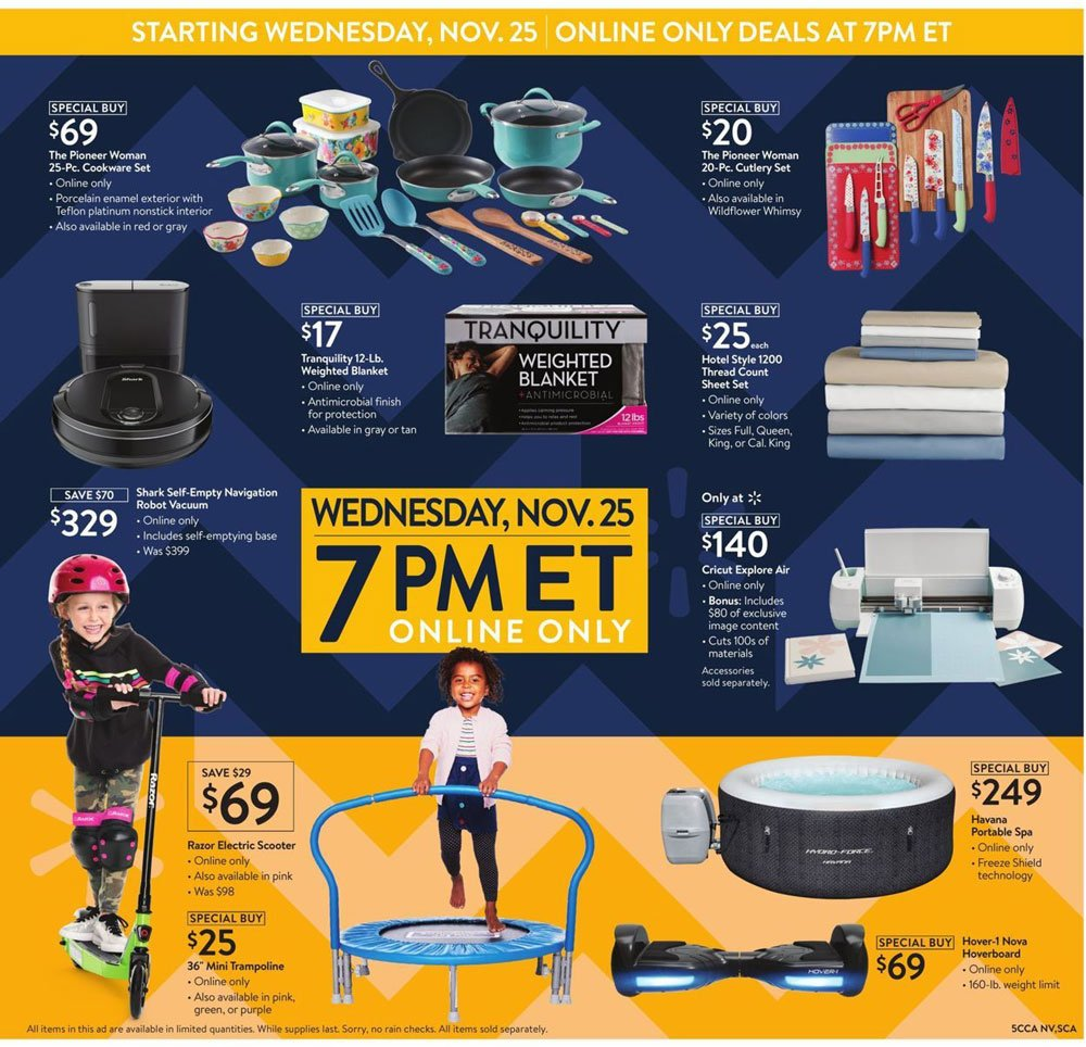 Walmart Black Friday 2020 Page 5