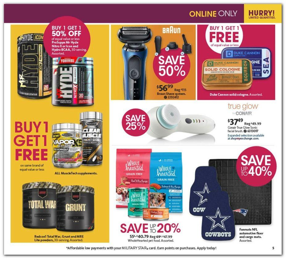 AAFES Black Friday 2020 Page 5