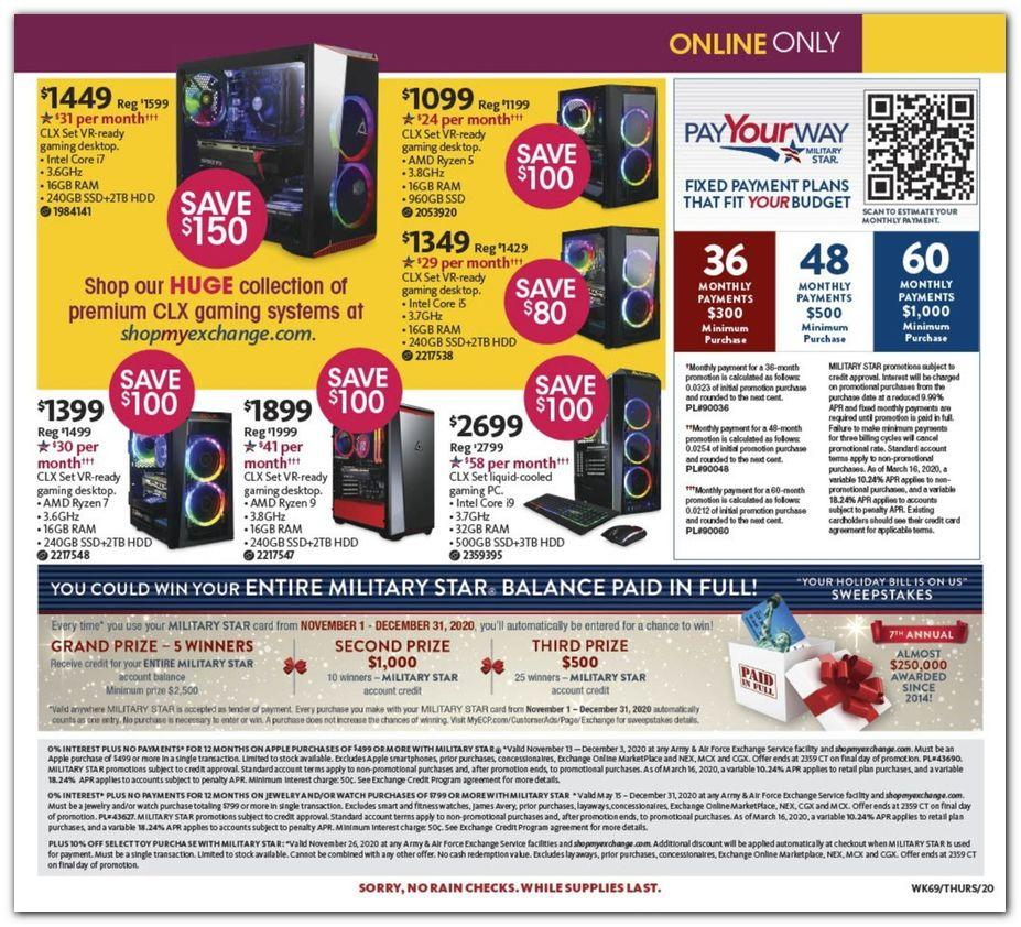 AAFES Black Friday 2020 Page 8