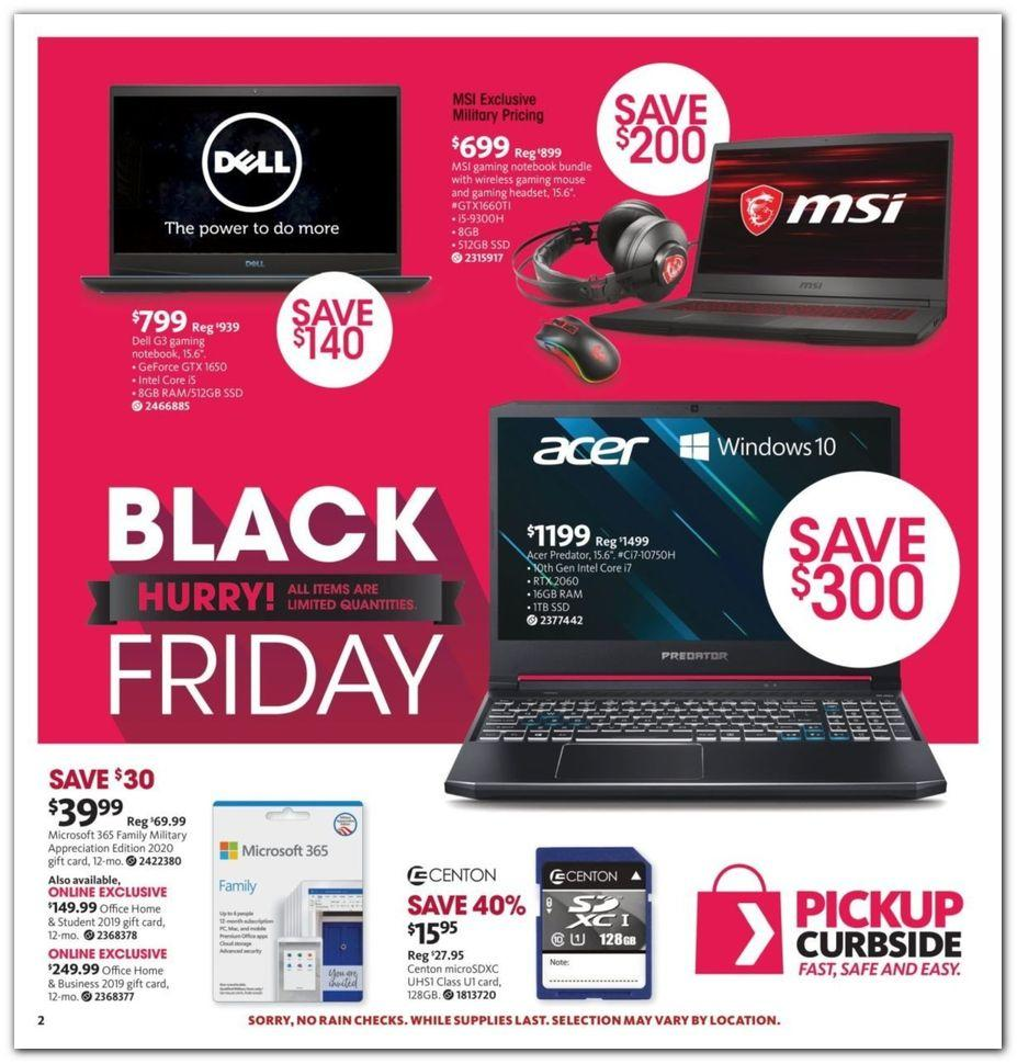 AAFES Black Friday 2020 Page 10