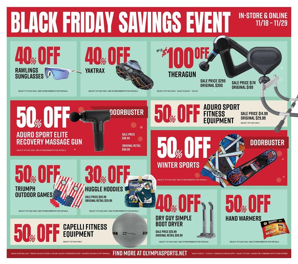 Olympia Sports Black Friday 2020 Page 6