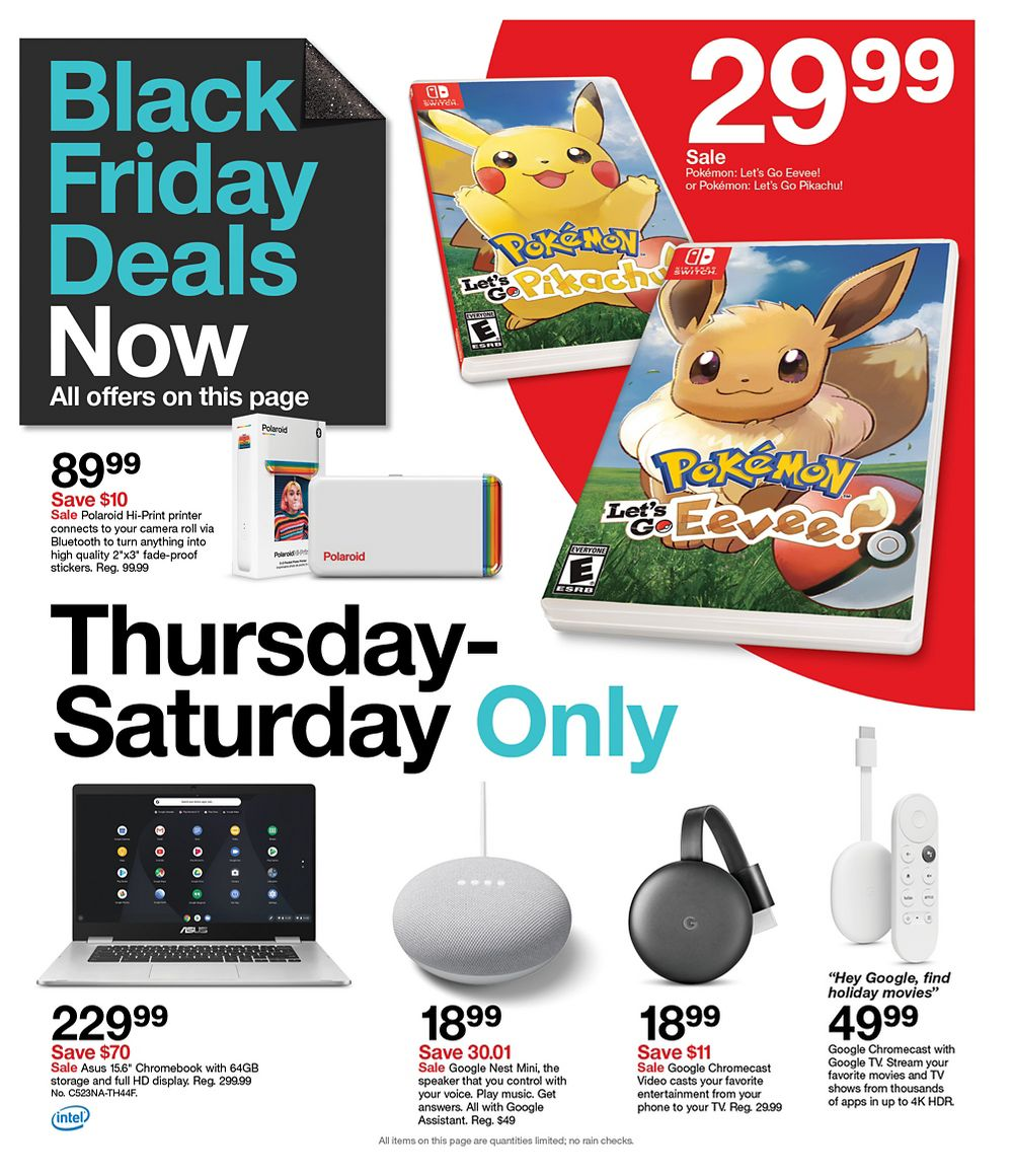 Target Black Friday 2020 Page 12