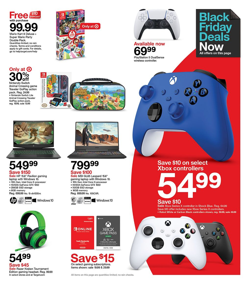 Target Black Friday 2020 Page 13