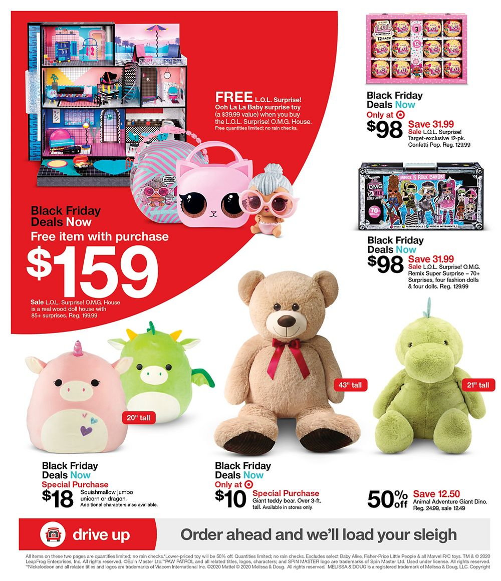 Target Black Friday 2020 Page 23