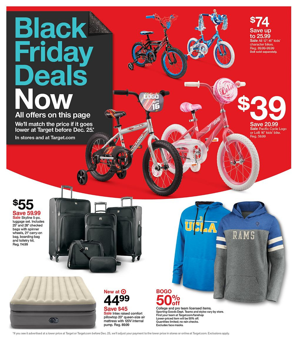Target Black Friday 2020 Page 28