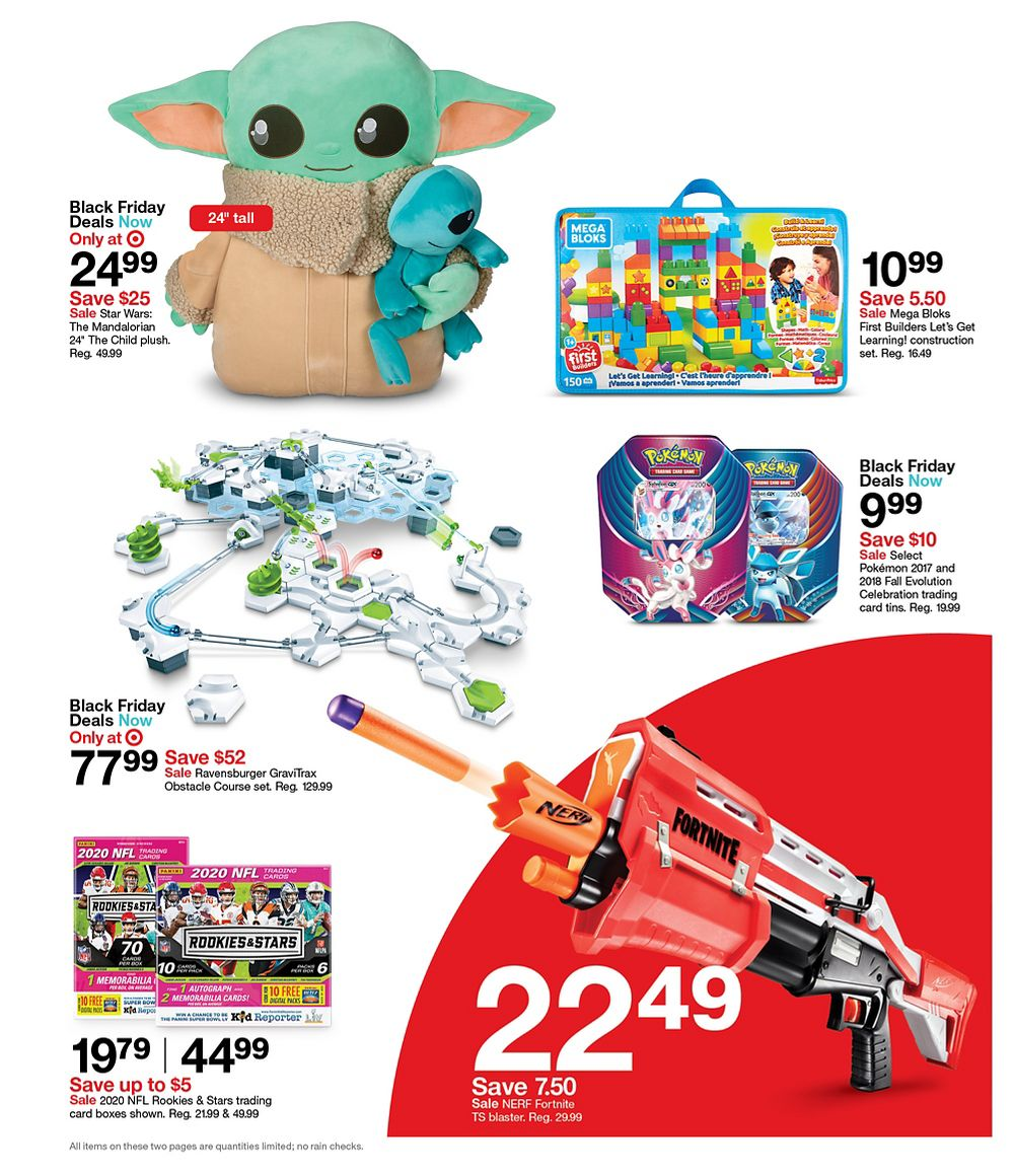 Target Black Friday 2020 Page 29