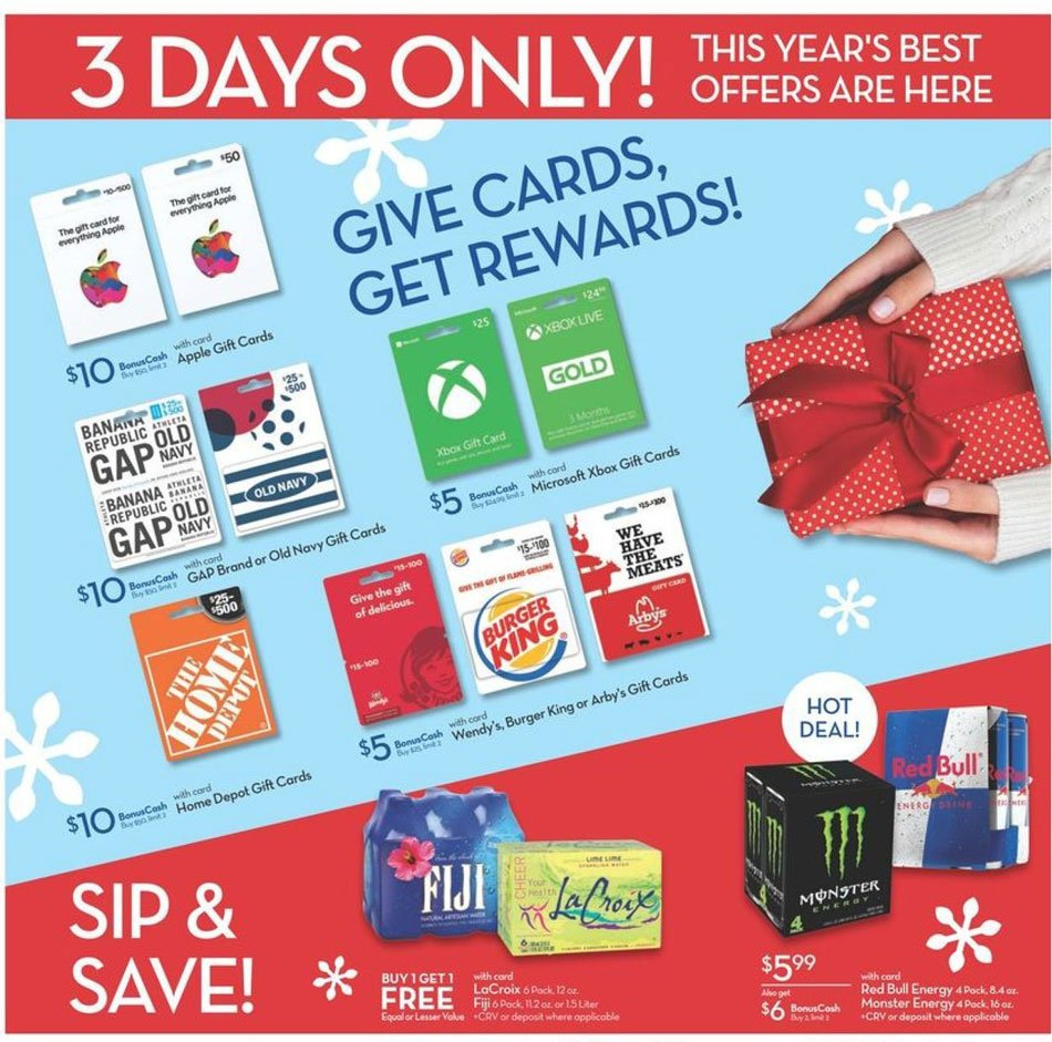 Rite Aid Black Friday 2020 Page 3