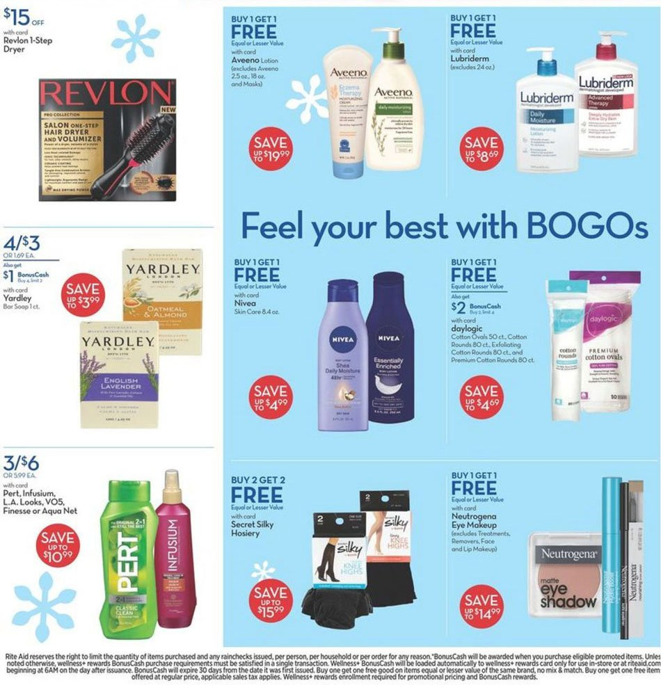 Rite Aid Black Friday 2020 Page 8