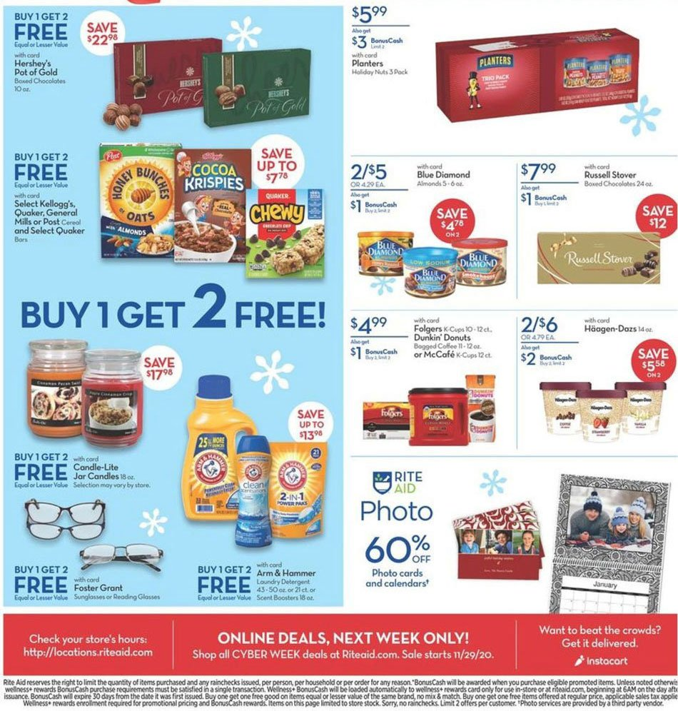 Rite Aid Black Friday 2020 Page 2