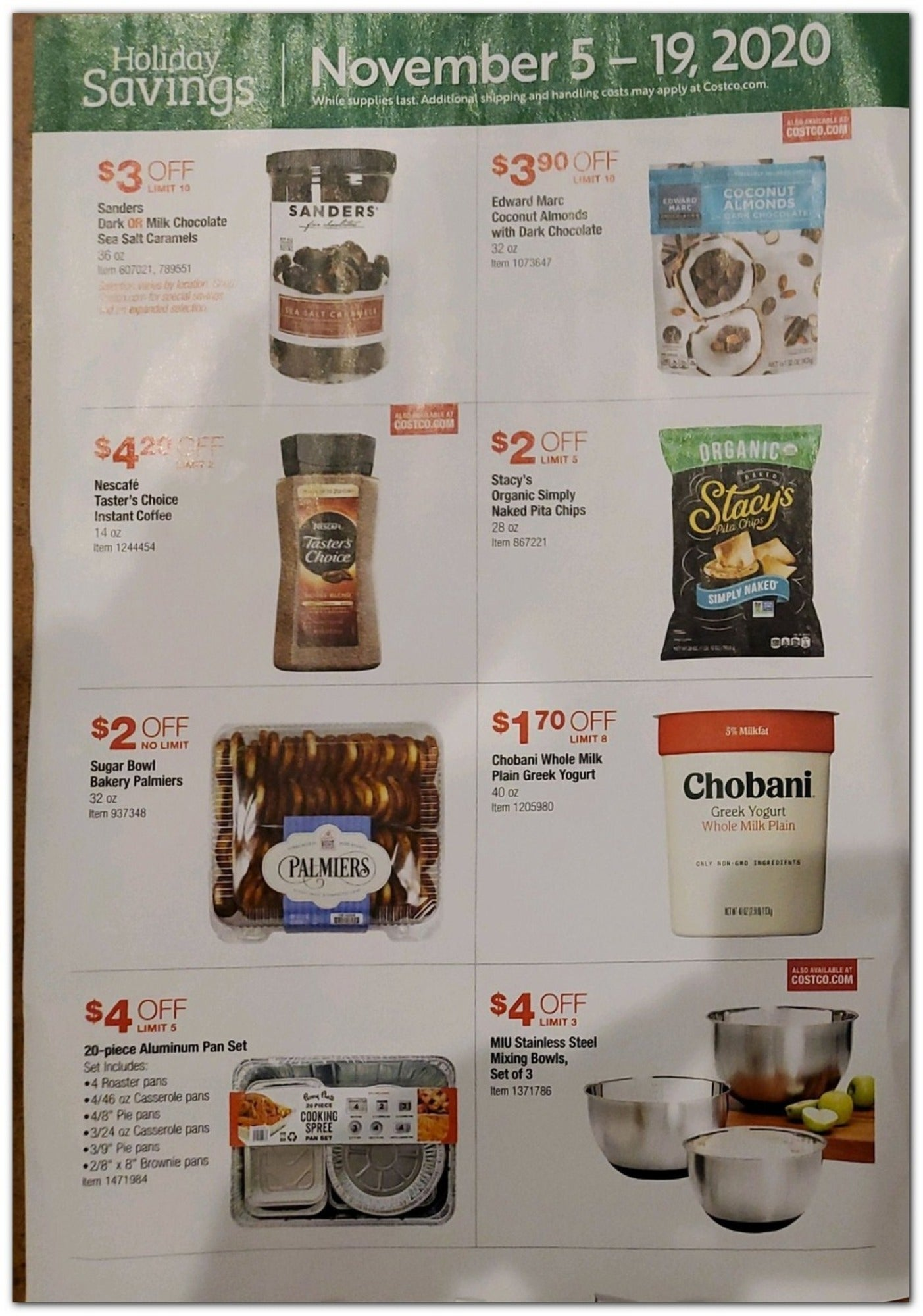 Costco Black Friday 2020 Page 2