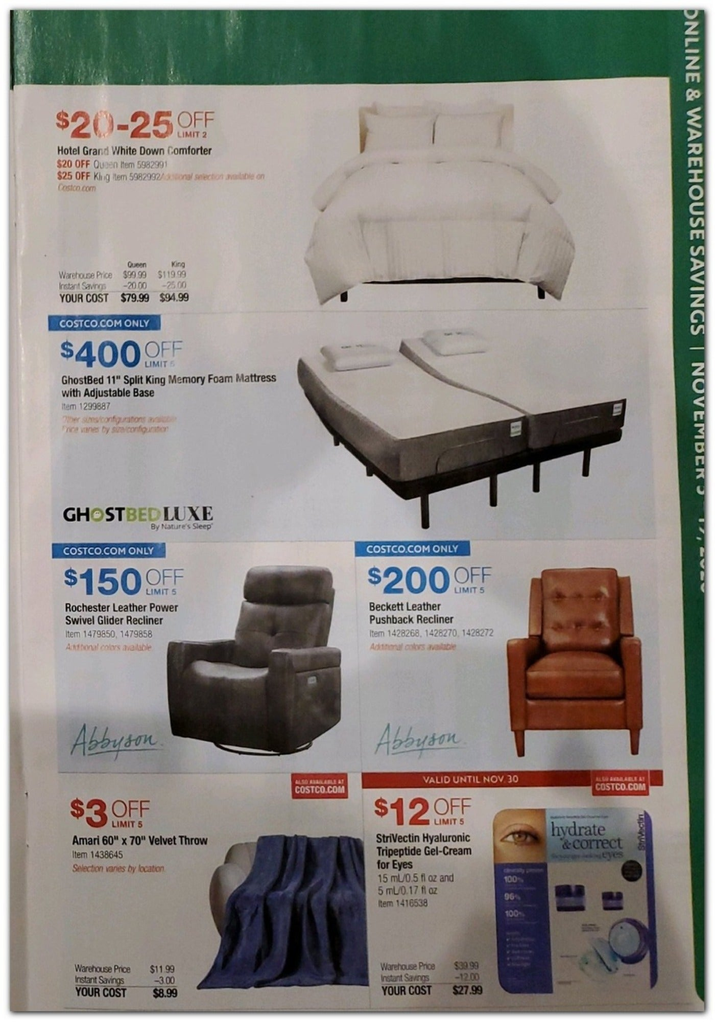Costco Black Friday 2020 Page 5