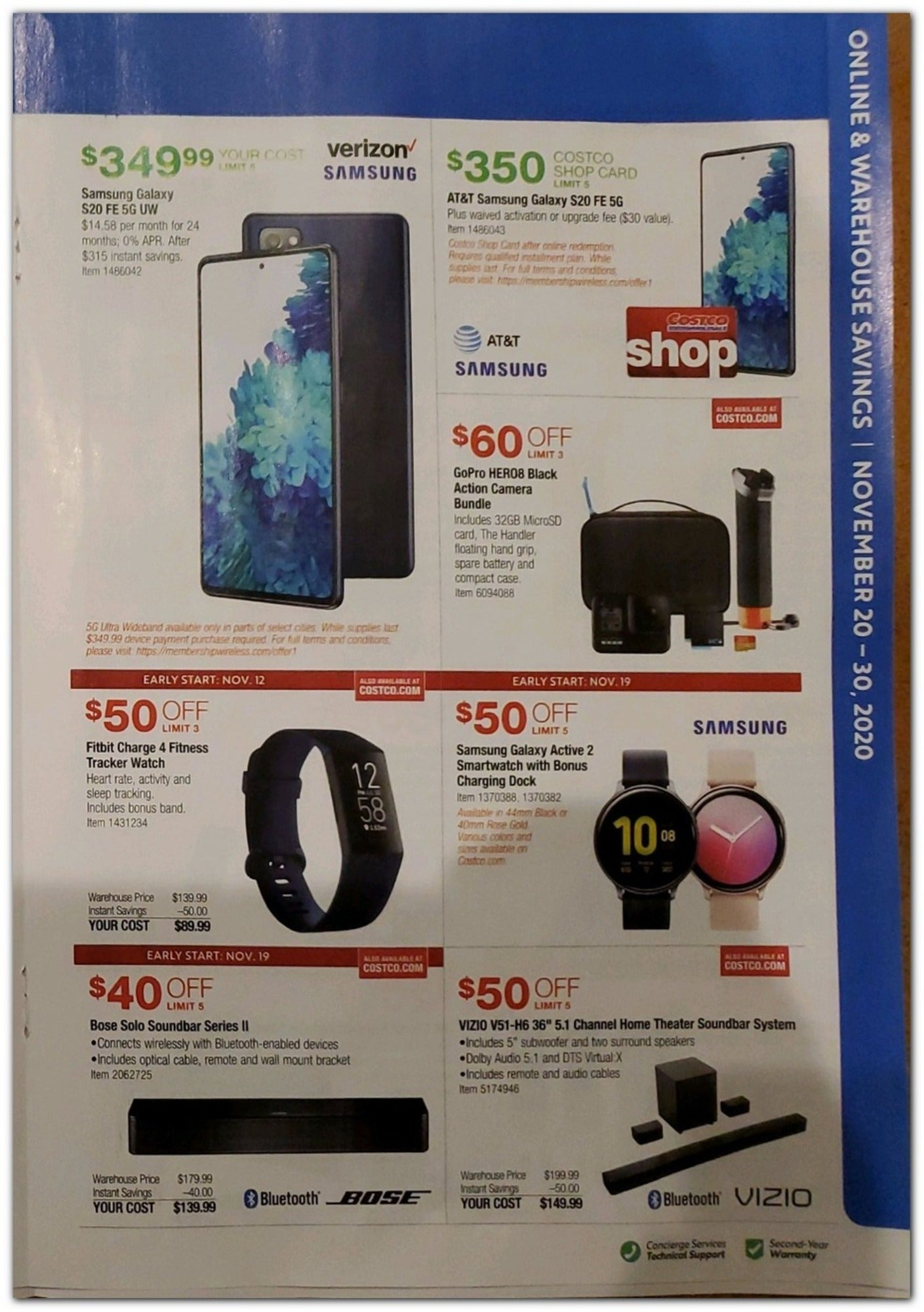 Costco Black Friday 2020 Page 17