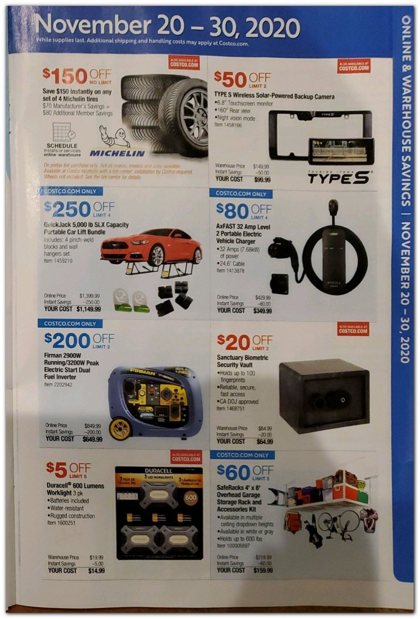 Costco Black Friday 2020 Page 21